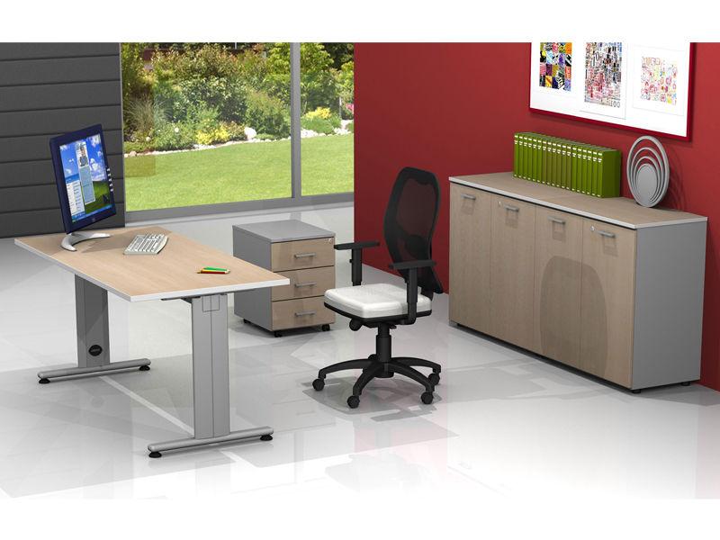 Ufficio Usato Completo : Arredo ufficio completo operativo metallica mobili per ufficio az