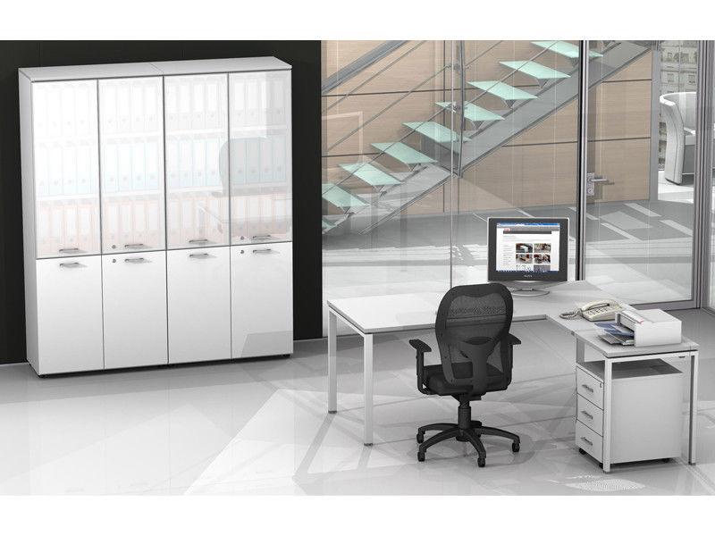 Arredo ufficio completo operativo ponte mobili per ufficio for Arredo ufficio completo