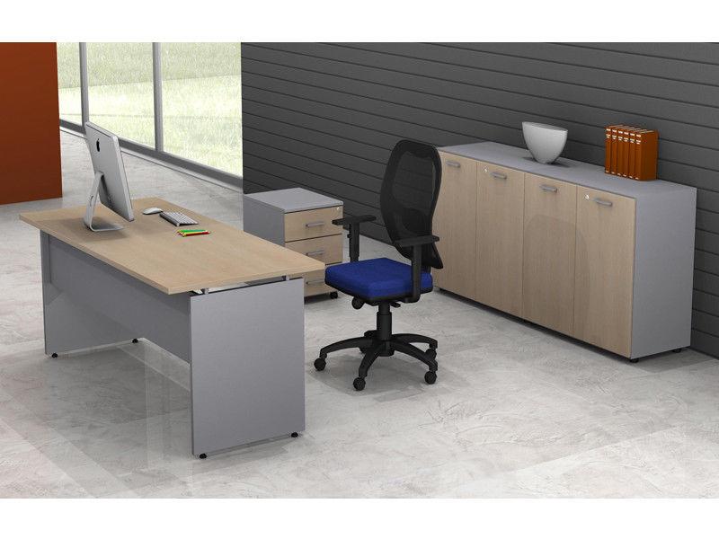Ufficio Arredo Completo Usato : Arredo ufficio completo operativo pannello mobili per ufficio az