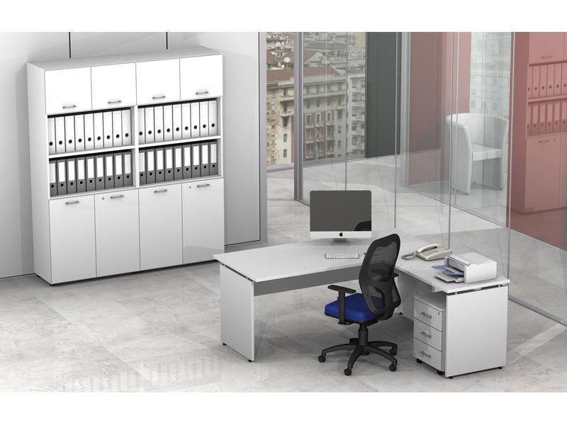 Arredo ufficio completo operativo pannello mobili per for Mobili per ufficio completo