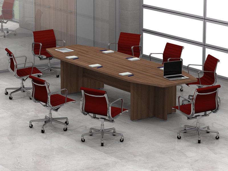 Scrivania Ufficio Immagini : Tavolo riunione scrivania ufficio legno beta evo az sconti