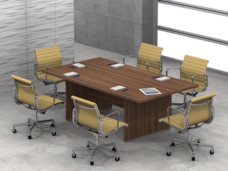 Scrivania Ufficio In Legno : Tavolo riunione scrivania ufficio legno beta evo az sconti