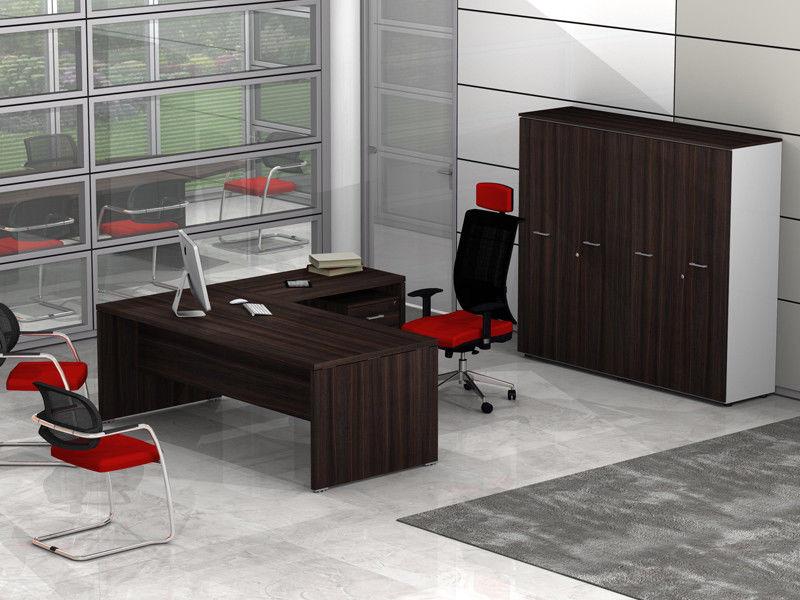 Mobili Per Ufficio Direzionale : Arredo ufficio completo direzionale mobili per ufficio con