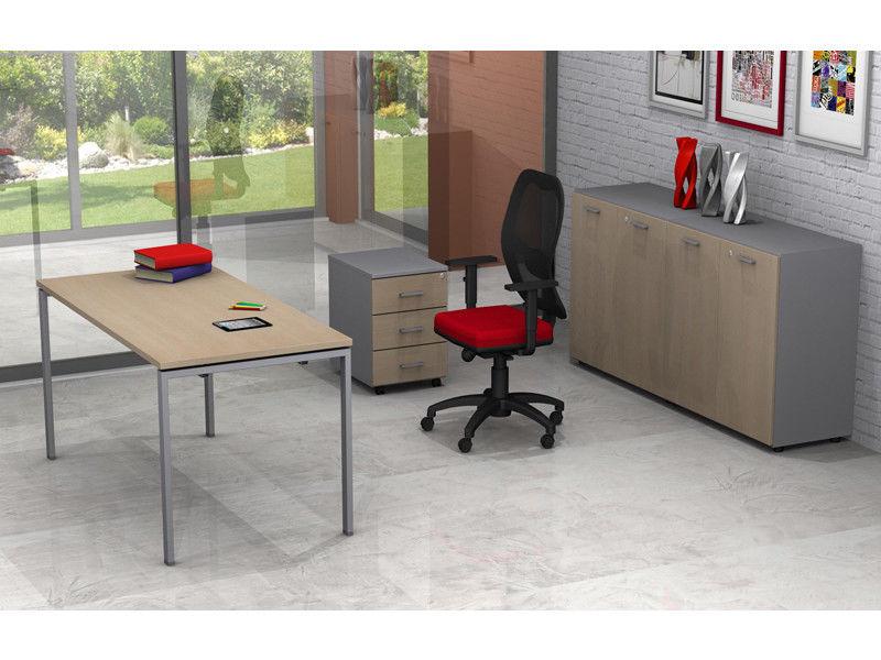 Arredo ufficio completo operativo ponte mobili per ufficio for Mobili per ufficio completo