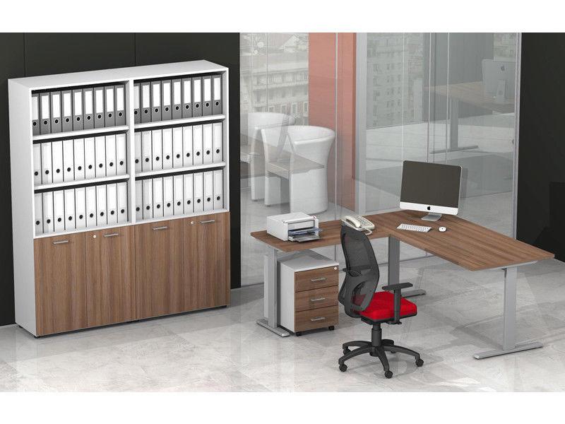 Li Per Ufficio : Arredo ufficio completo operativo metallica mobili per ufficio